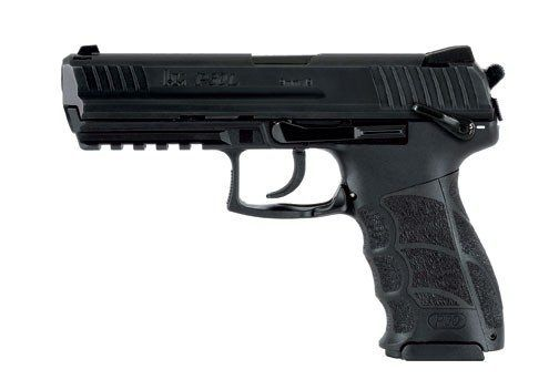 HK P30L Long Slide Pistol 9mm DA/SA (V3)