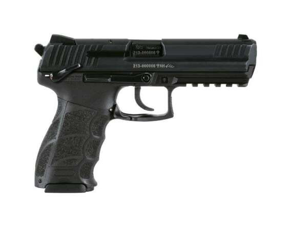 HK P30LS Long Slide Pistol 9mm DA/SA (V3)
