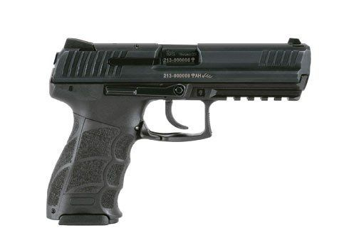 HK P30L Long Slide Pistol .40 Light DAO (V1)